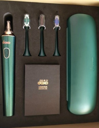 doxo多希尔电动牙刷怎么样好用吗多少钱,d5d使用评测(149元)